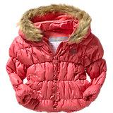 TRICKY TRACKS Baby Winterjacke für Mädchen