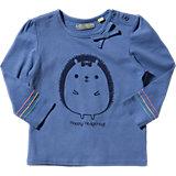 TRICKY TRACKS Baby Langarmshirt für Mädchen