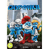 DVD Смурфики