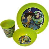 """Набор посуды """"История игрушек"""" (3 предмета)"""