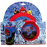 Набор посуды (3 предмета), Angry Birds