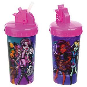 "Стакан с крышкой ""Ghoul La La"" 285 мл, Monster High"