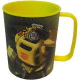 Желтая кружка 300 мл, Трансформеры