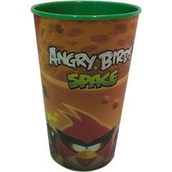 "Зеленый стакан ""Планета"", Angry Birds"