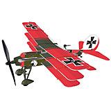 "Самолет с резиномотором History Plane ""Dr.1 Airplane"", LYONAEEC"