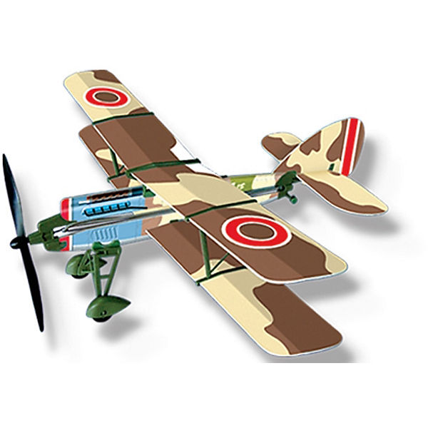 "Самолет с резиномотором History Plane ""F.2B Airplane"", LYONAEEC"