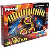"""Игровой набор """"Gunman"""", с аксессуарами, Mioshi  Army"""