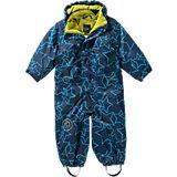 MINYMO Schneeanzug für Jungen, blau