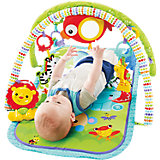 Fisher-Price - Rainforest-Freunde 3-in-1 Spieldecke