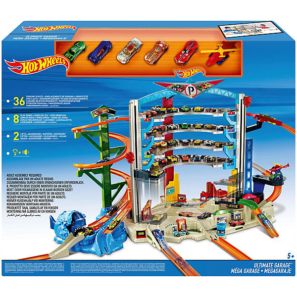 Hot Wheels Megacity Ultimate Parkgarage