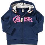 ESPRIT Baby Sweatjacke Essential für Mädchen Organic Cotton