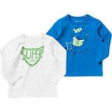 ESPRIT Baby Langarmshirt Doppelpack für Jungen
