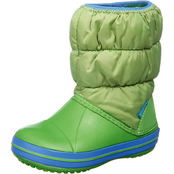 winter puff boot kinder winterstiefel crocs mytoys. Black Bedroom Furniture Sets. Home Design Ideas