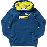 PUMA Sweatshirt für Jungen, blau