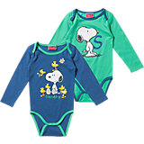 SNOOPY Baby Body Doppelpack