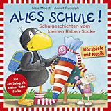 CD Rabe Socke - Alles Schule!...Und Weitere Geschichten