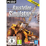 PC Baustellen-Simulator 2016