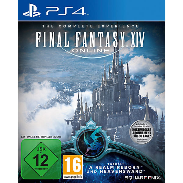 PS4 Final Fantasy XIV Online