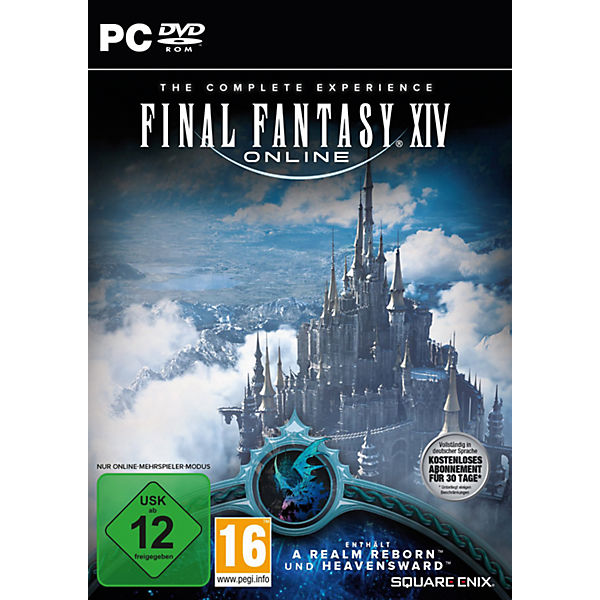 PC Final Fantasy XIV Online