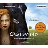 CD Ostwind 01 - Zusammen sind wir frei (Lesung)