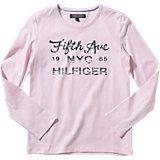 TOMMY HILFIGER Langarmshirt für Mädchen