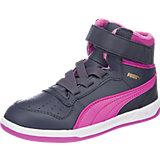 PUMA Liza Mid Fur Sneaker für Kinder