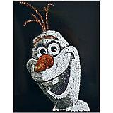 Disney Sequin Fun Die Eiskönigin-Olaf