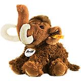 Manni Mammut 18 cm braun stehend
