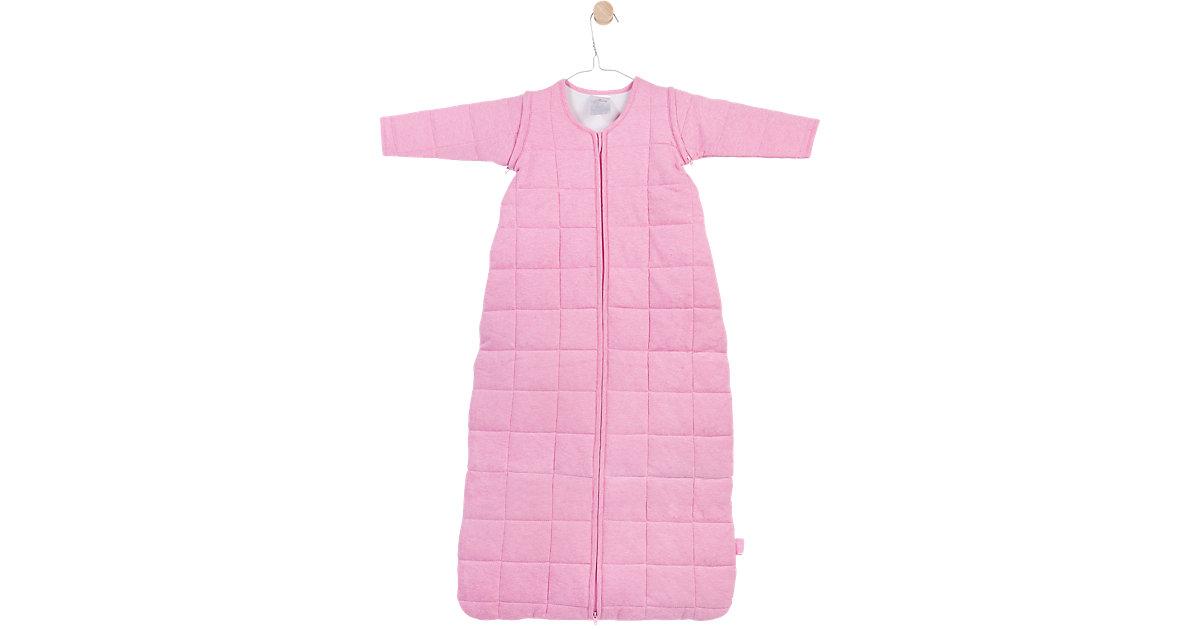 Schlafsack gesteppt, rosa meliert Gr. 110