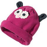 S.OLIVER Baby Mütze für Mädchen 43-48 cm