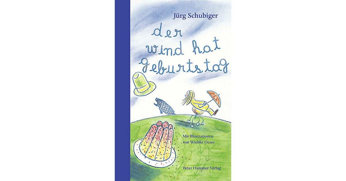 Buch - Der Wind hat Geburtstag