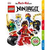 Das Mach-Malbuch: LEGO Ninjago