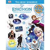 Disney Die Eiskönigin: Das große Stickerbuch