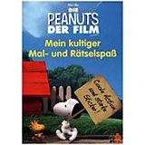 Peanuts der Film: Mal- und Rätselspaß