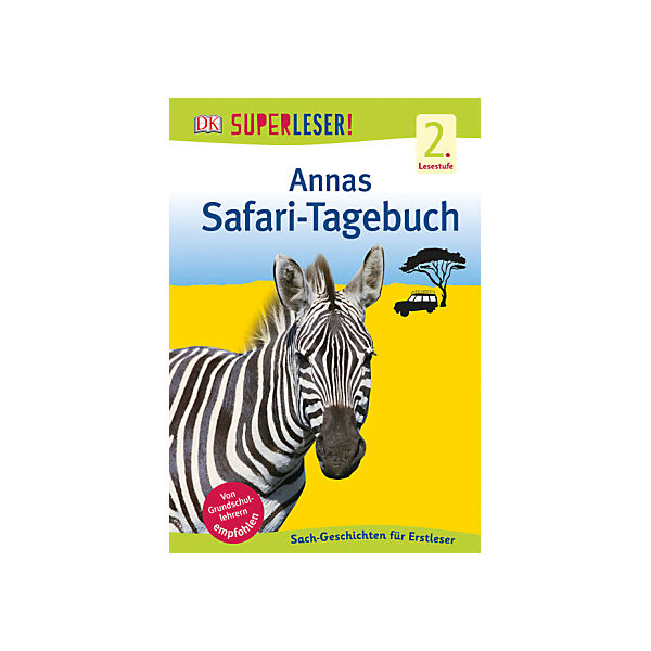 SUPERLESER! Annas Safari-Tagebuch