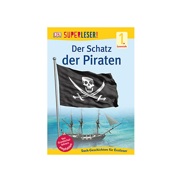 SUPERLESER! Der Schatz der Piraten