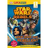 SUPERLESER! Star Wars Rebels - Wer sind die Rebellen?