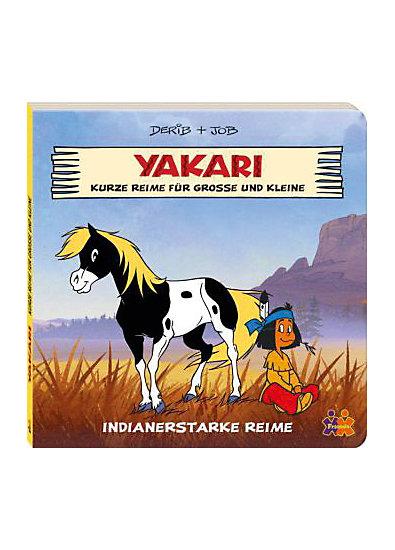 Yakari kurze reime f r gro e und kleine for Kinderzimmer yakari