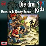CD Die drei ??? Kids 44