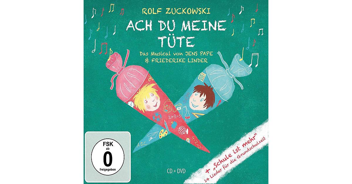 CD Rolf Zuckowski - Ach du meine Tüte