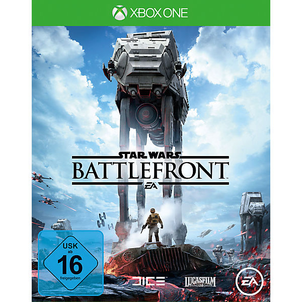XBOXONE Star Wars Battlefront