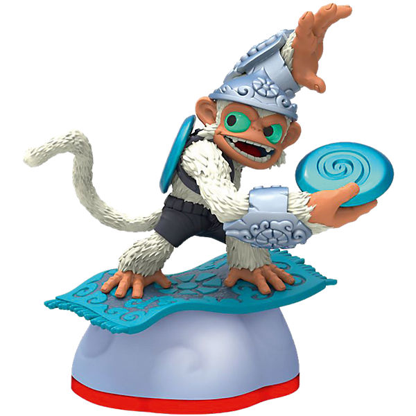 Skylanders Trap Team Single Character - Fling Kong (Luft)
