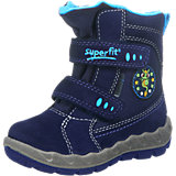 SUPERFIT Kinder Winterstiefel, GORE-TEX, Weite W5