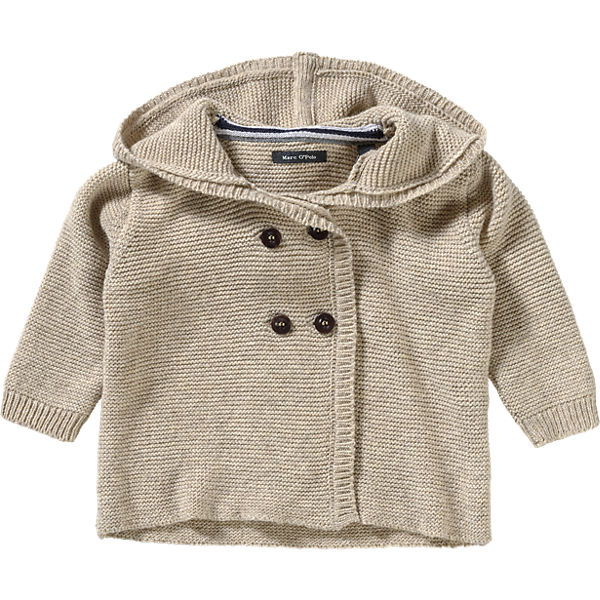 MARC O'POLO Baby Strickjacke Organic Cotton