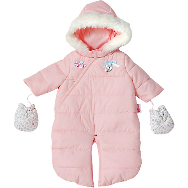 Baby Annabell® Deluxe 2-in-1 Winter Set, 46cm