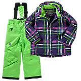 COLOR KIDS Skiset TENBY für Mädchen