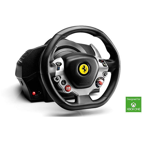 xbox one lenkrad ferrari tx racing wheel 458 italia. Black Bedroom Furniture Sets. Home Design Ideas