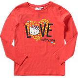 HELLO KITTY Langarmshirt für Mädchen