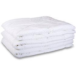 "Комплект ""Лебяжий пух"" одеяло 140х110 см + подушка 60х40 см, Сонный гномик"