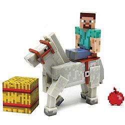 Фигурка 2 в 1 Стив, 8 см, Minecraft